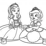 Dibujo Princesa Sofia 1499468297