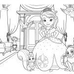 Dibujo Princesa Sofia 1499468426