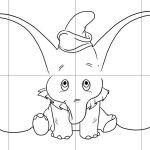 Dibujo Dumbo 1507019885