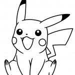 Dibujo Pikachu 1507021159