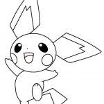 Dibujo Pikachu 1507021185