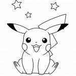 Dibujo Pikachu 1507021241